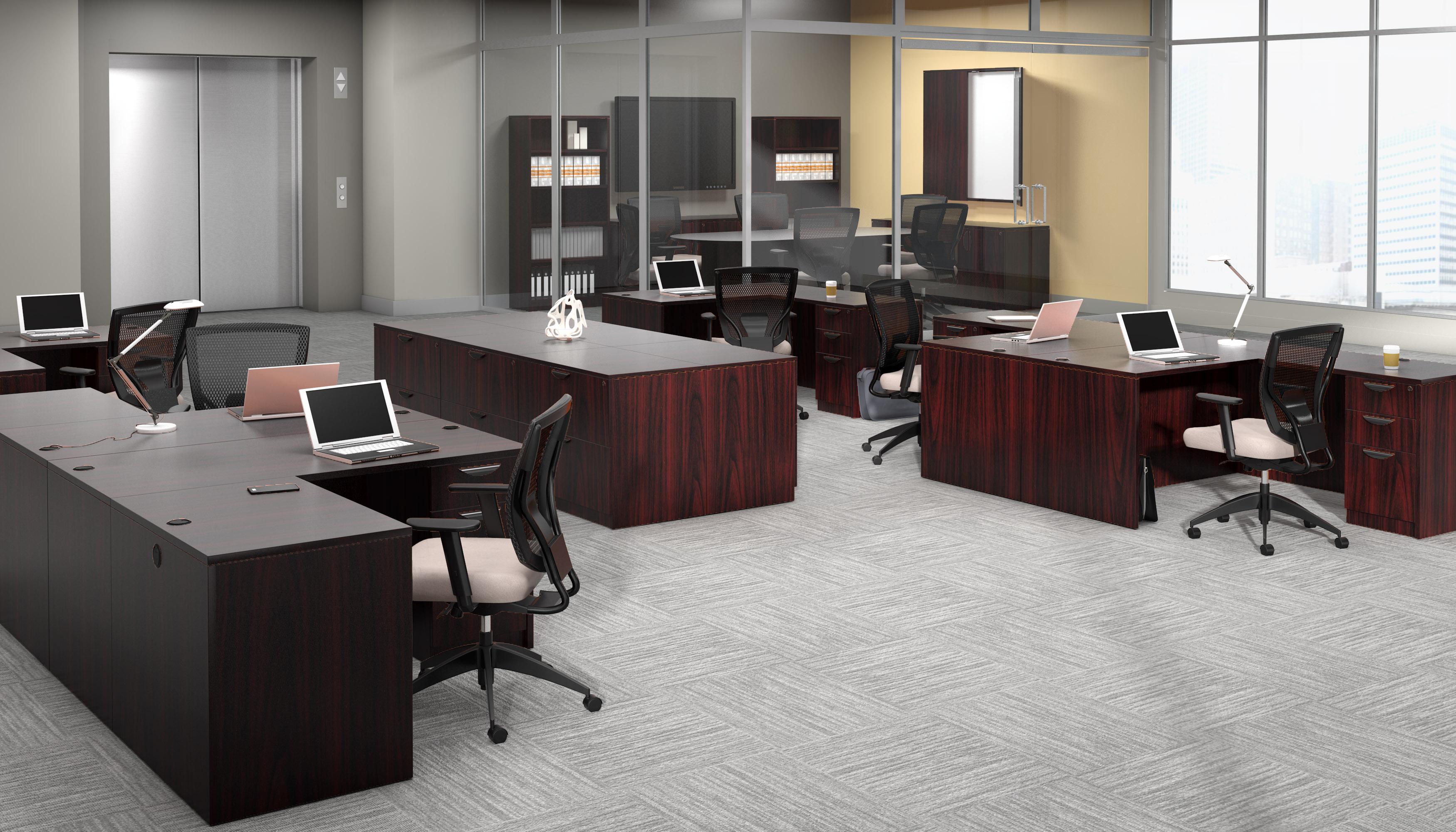 Desk Casegoods Workstations Scottsdale